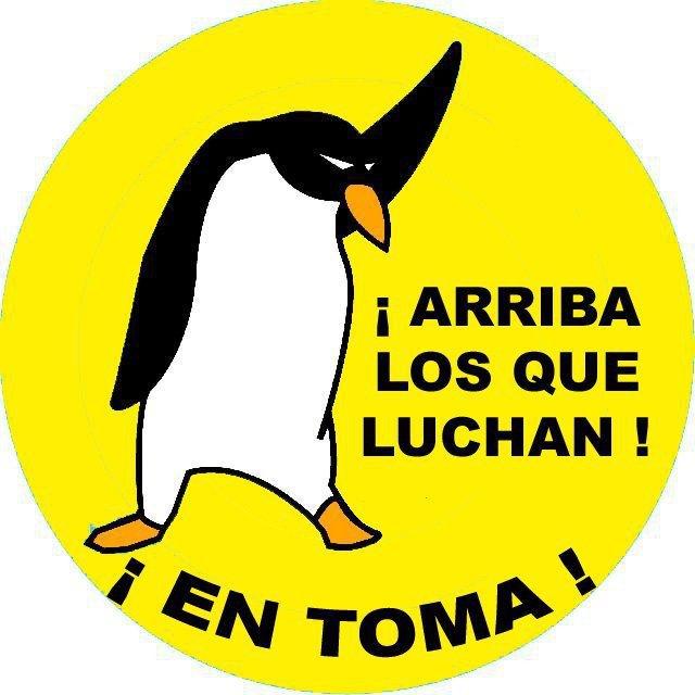 ANONIMOUS APOYA A PINGUINOS DE CHILE