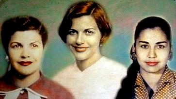 En memoria de las dominicanas Mirabal, sacrificadas en su lucha por la libertad