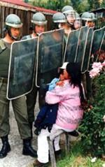 Conflicto chileno-mapuche: Bachelet y el sueño terrible de mapuche asesinados