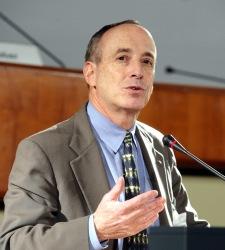 Laurence Kotlikoff, profesor de la Universidad de Boston. Foto: archivo
